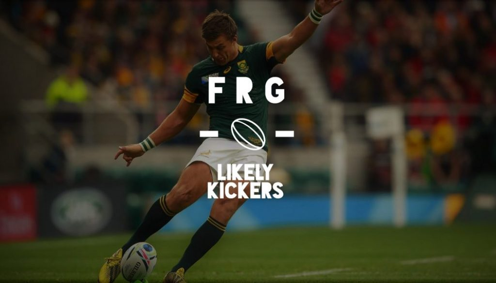 Best Fantasy Kickers 2020.Rugby World Cup Likely Kickers Fantasy Rugby Geek